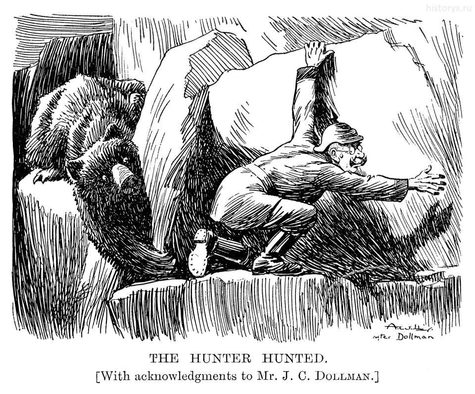 16 сентября 1914. За охотником идёт охота (The Hunter Hunted)