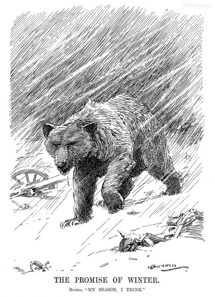 1 декабря 1915. В ожидании зимы (The Promise of Winter)