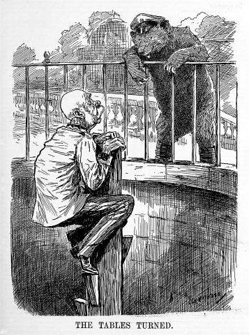 21 июня 1916. Поменяться ролями (The Tables Turned)