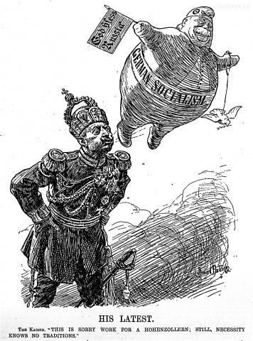 Крайние меры (His Latest) 16 мая 1917
