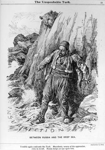 16 декабря 1914. Между Россией и глубоким морем (Between Russia and the Deep Sea)